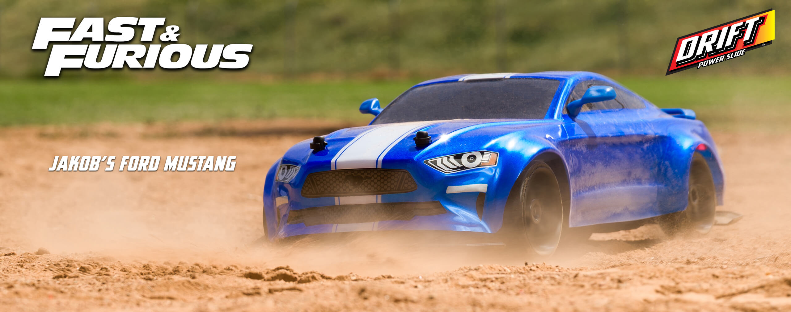 Fast & Furious Drift - Jakob's Ford Mustang