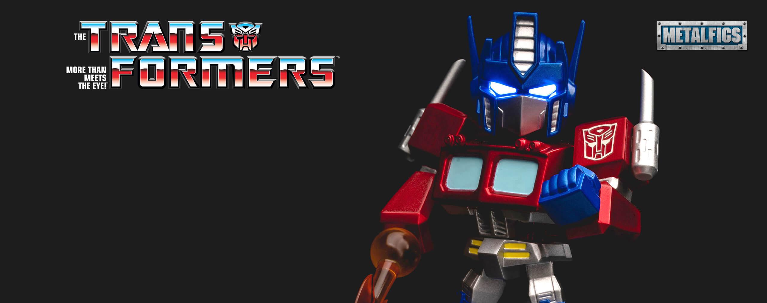 Metalfigs Transformers - Optimus Prime