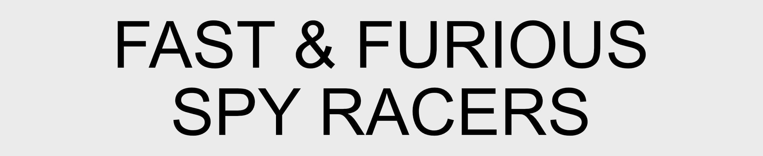 Fast & Furious - Spy Racers